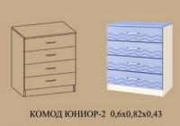 Комод Юниор 2 в Челябинске