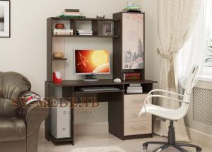 Компьютерный стол №6 СВ в Челябинске