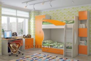 Детская мебель Бэмби 4 в Челябинске