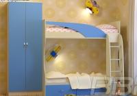 Детский гарнитур Беби ВВР в Челябинске
