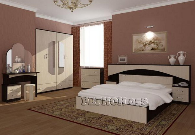Спальня Камелия 058 в Челябинске