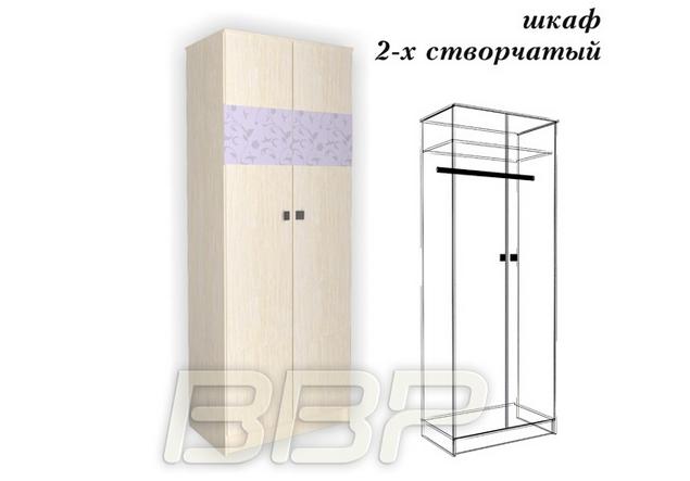 Шкаф Герда 2-ств. в Челябинске