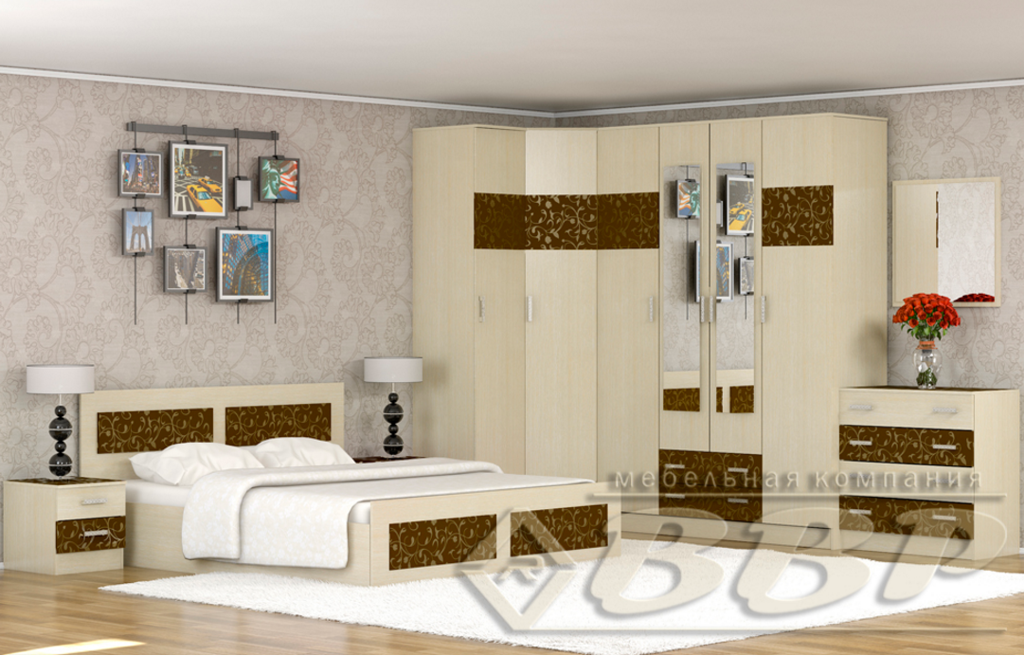 Спальня Герда ВВр арабика в Челябинске