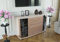 Комод №2 ясень шимо СВ-мебель в Челябинске