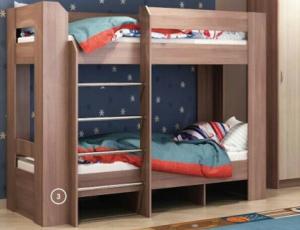Кровать двухъярусная К2 Памир в Челябинске
