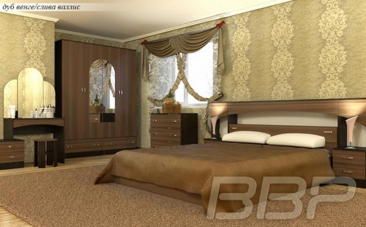Спальня Камелия ВВР в Челябинске