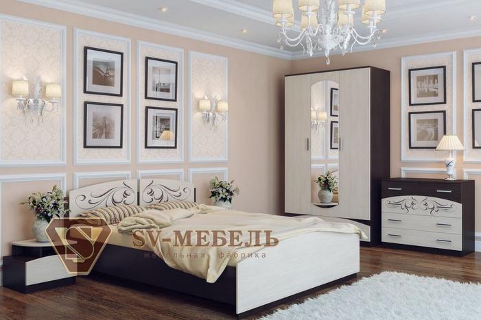 Спальня Эдем 3 СВ в Челябинске