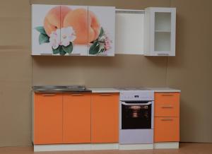 Кухня Диана 8 Фант персики в Челябинске