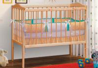 Кровать для новорожденного массив купить в Челябинске