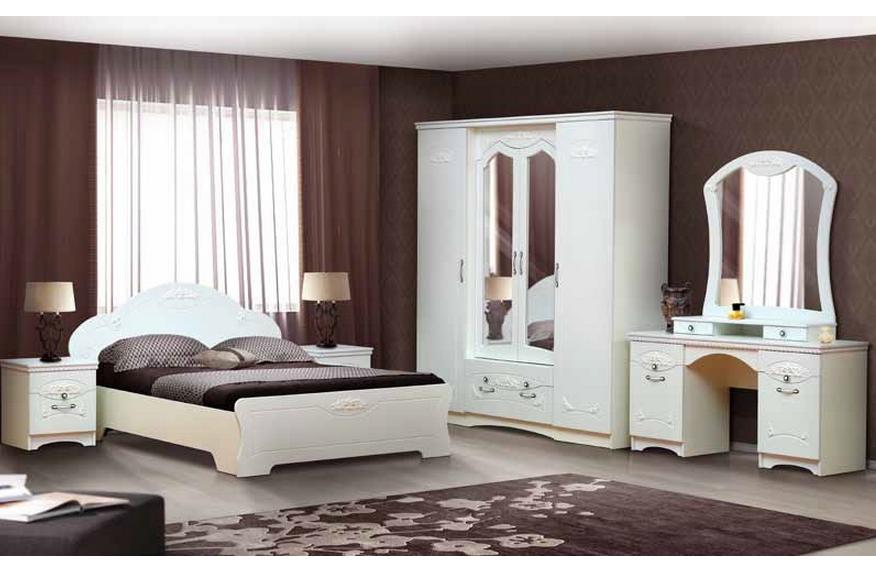 Спальня модульная Ольга 10 в Челябинске