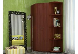 Шкаф угловой Мария со стеллажом в Челябинске