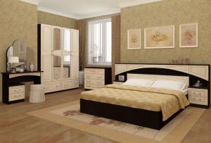 Спальня Камелия МДФ 058 в Челябинске