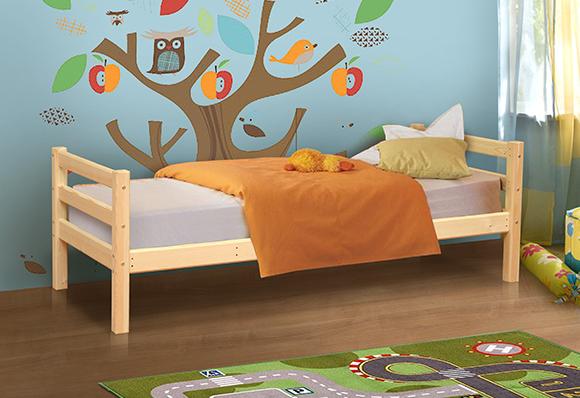 Детская кровать из массива 1 в Челябинске