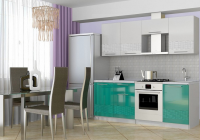 Кухня Олива 2.1 3D в Челябинске