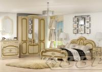 Спальня Сабрина патина ВВР в Челябинске