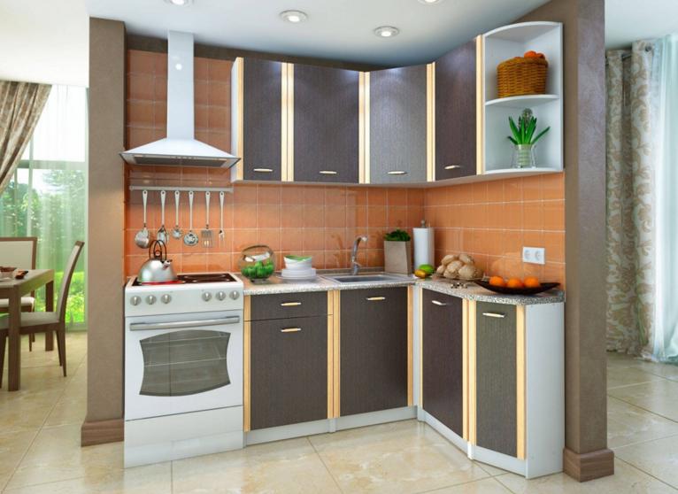 кухня бланка угловая левая - фото 3