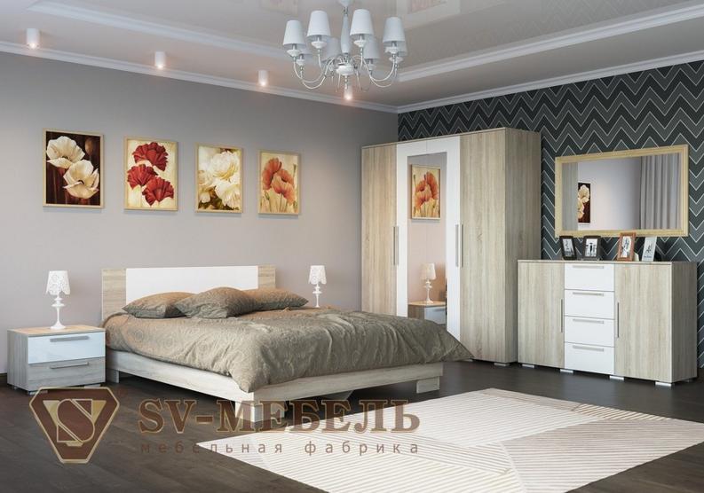 Спальня Лагуна 2 СВ в Челябинске