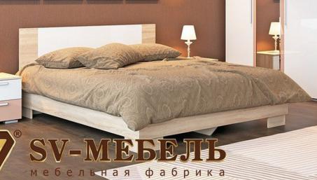Кровать лагуна 2