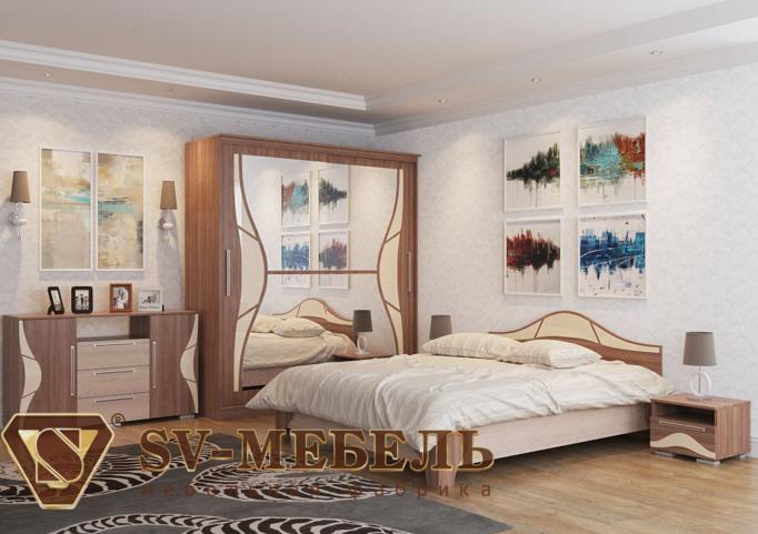 Спальня Лагуна 5 в Челябинске