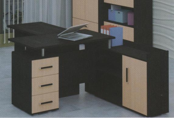 Стол для кабинета Капучино 2 в Челябинске