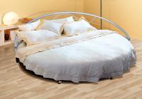 Круглая кровать Натали 7 в Челябинске