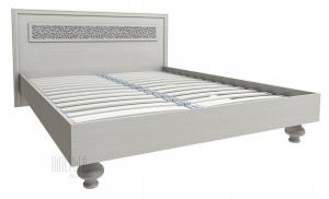 Кровать Виктория с ортопедическим основанием в Челябинске