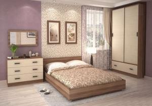 Спальня Бася 2 (РиИКМ) в Челябинске