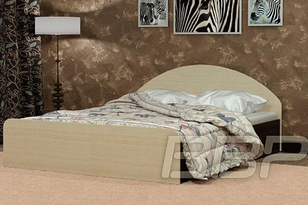 Кровать Соня двуспальная ВВР в Челябинске