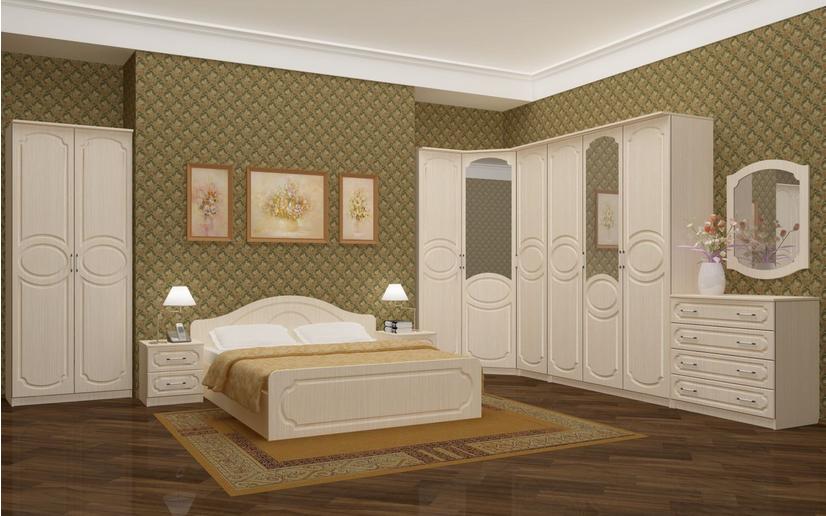 Спальня Карина 7 058 МДФ в Челябинске