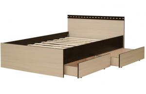 Кровать Ольга 13 с ящиками Фант в Челябинске