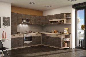 Кухня Эра угловая в Челябинске