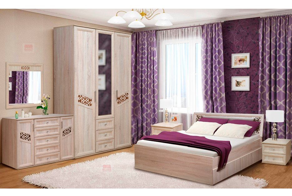 Спальня Ольга 14 Фант в Челябинске