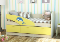 Детская кровать Дельфин ВВР в Челябинске