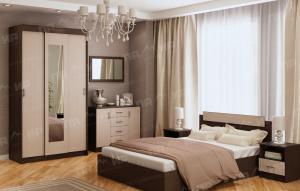 Спальня Памир вариант 2 в Челябинске