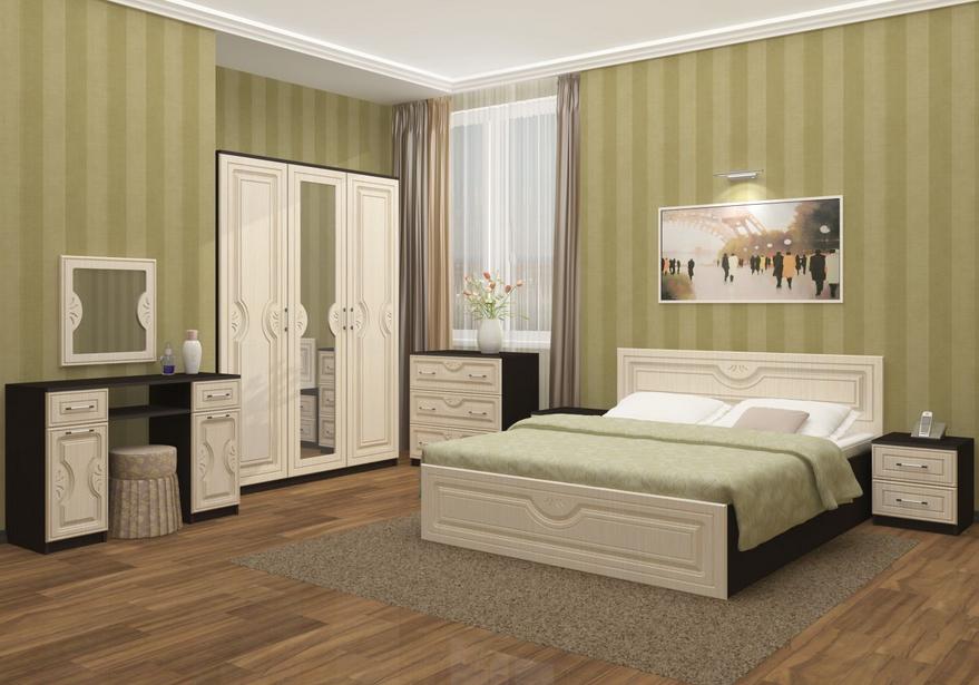 Спальня Зиля МДФ 058 в челябинске