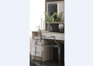 Стол макияжный с зеркалом Софи СМС 1100.2 ДСВ в Челябинске