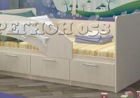 Кровать Дельфин 5 058 универсальная в Челябинске