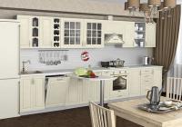 Модульная кухня Лондон дуб крем ИЦ в Челябинске