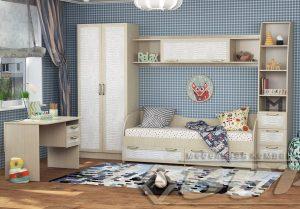 Молодежная мебель Верона Эко ВВР в Челябинске