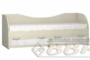 Кровать Верона Эко ВВР с 2 ящиками в Челябинске
