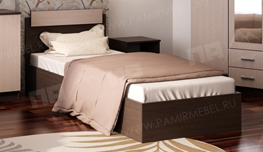 Кровать КР 800/900/1200 Памир в Челябинске