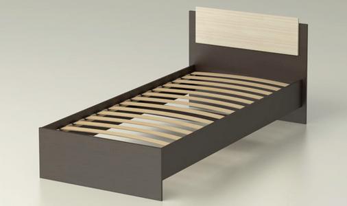 Кровать Танго 900 с ортопедом в Челябинке