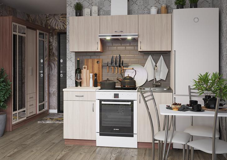 Кухня Татьяна 1600 в Челябинске